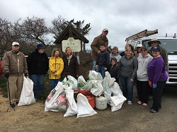 MV Earth Day Clean Up 1