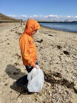 MV Earth Day Clean Up 2