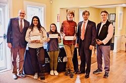 MV Bank Essay Winners 2019