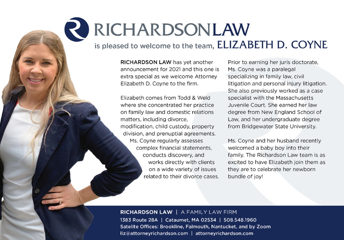 Richardson Law Elizabeth Coyne